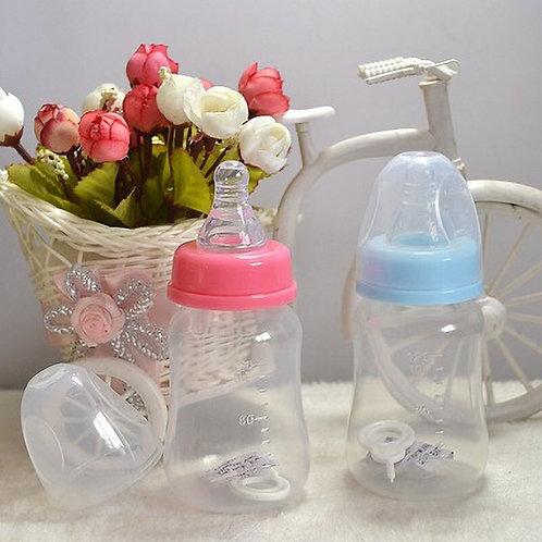 Newborn Baby Milk Bottle  Medicine  PP  120ml Automatic Anti Colic Air