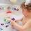 Thumbnail: Creative Water Spray Bath Toy Whale Shape Led Light Water Spray Ball Baby Bath