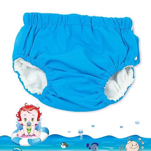 Baby Swim Nappy Diaper Cover Waterproof Swimwear Cloth Nappies Swimming Trunks