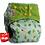 Thumbnail: [Littles&Bloomz] Baby Washable Reusable Pocket Cloth Nappy Bamboo Charcoal