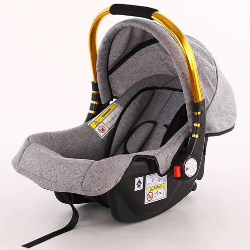 0823 Child Car Safety Seat Baby Safety Basket Trolley Basket Sleeping Basket
