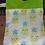 Thumbnail: [Simfamily]Waterproof PUL Printed Diaper Nappy Bag With Snap Closure Handle Wet