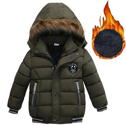 2019 Autumn Winter Baby Boys Jacket Jacket for Boys Children Jacket Kids Hooded