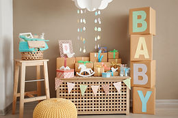 Baby Registry List - Baby Shower Ideas; 8 Creative Baby Shower Ideas