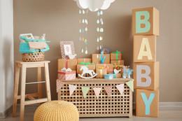 Baby Registry List - Baby Shower Ideas; 8 Creative Baby Shower Ideas