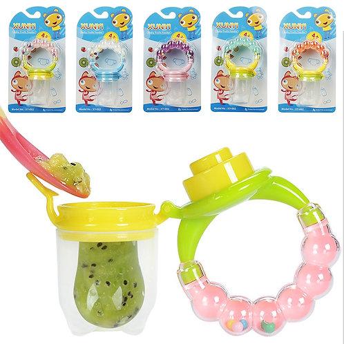 Baby Pacifiers Feeder Kids Fruit