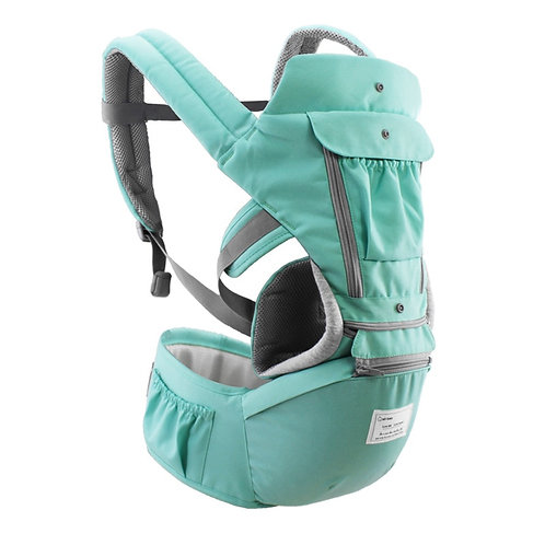 Ergonomic Baby Carrier Infant Kid Baby Hipseat Sling Front  Baby Wrap Carrier