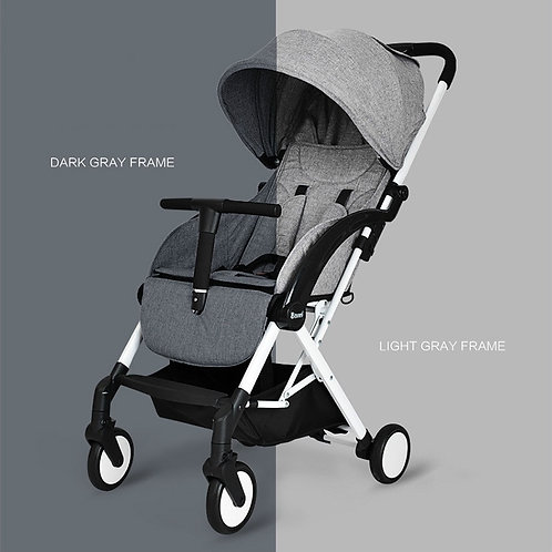 Luxury Baby Stroller Lightweight Walking Foldable Travel System Prams for Baby