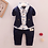 Thumbnail: Bibicola Baby Boy Gentleman Clothing Sets Kids Floral Clothe for Birthday Formal