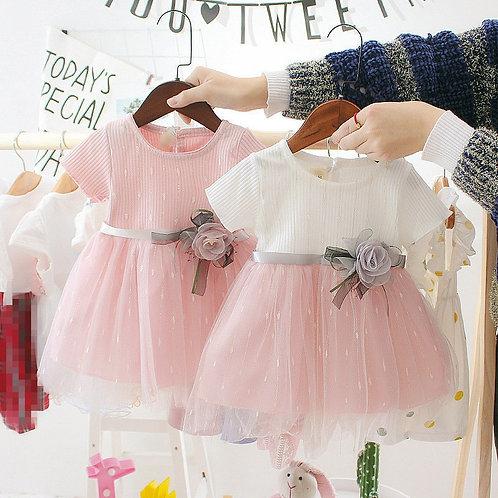 Newborn Baby Girl Dress for Girl 1 Year Birthday Dress 2020 New Fashion Cute