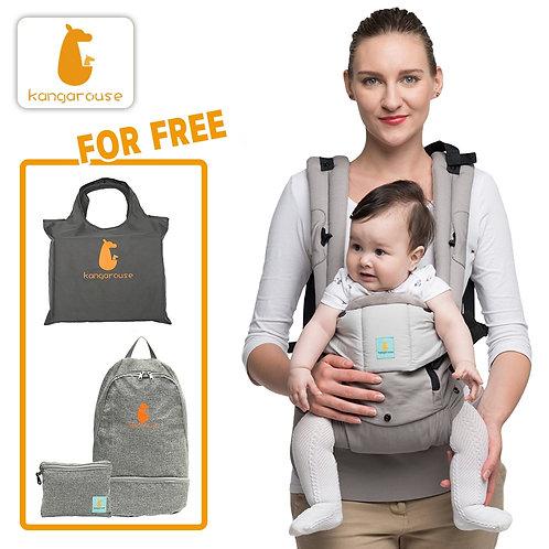 Kangarouse Ergonomic Baby Carrier Infant Kid Baby Sling Front Facing Kangaroo