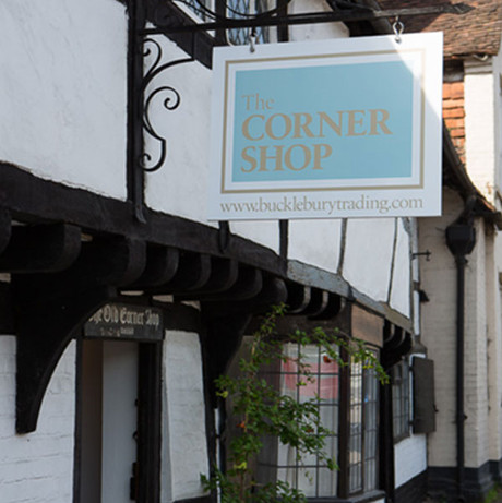 The Corner Shop - Sale          Tuesday 24th September