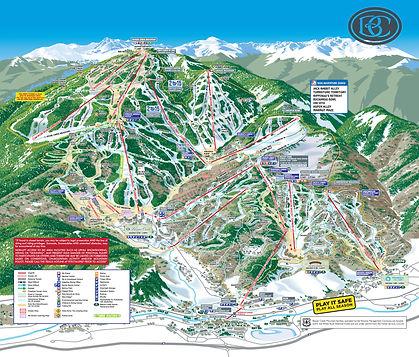 Colorado Beaver Creek Ski Trip