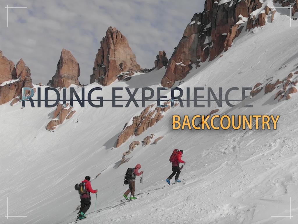 Copia de RIDING EXPERIENCES BACKCOUNTRY