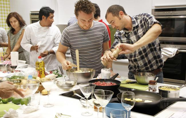 Talleres de cocina