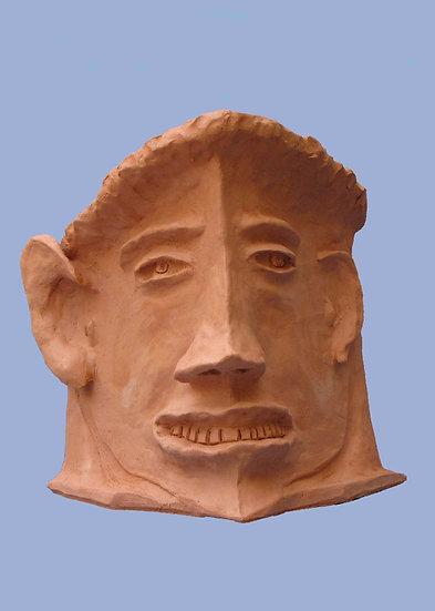 Cornered Head - ראש פינה