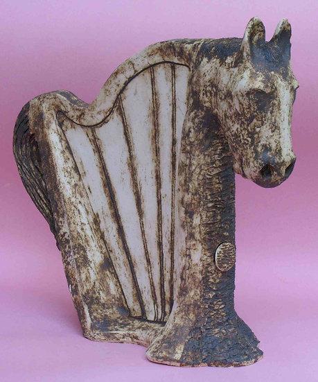 Harp-Horse  - נבל-סוס
