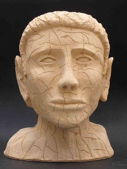 Grooved Face - האיש החרוץ