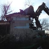 Home Demolition Temple