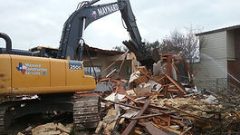 All Types of Demolition