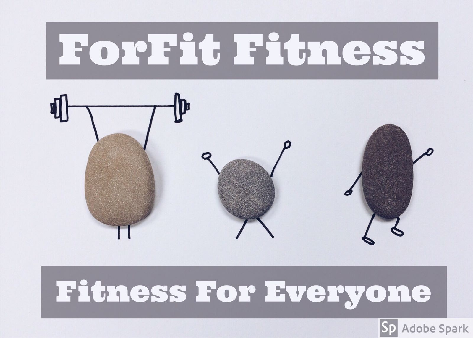 fitness everyone poster