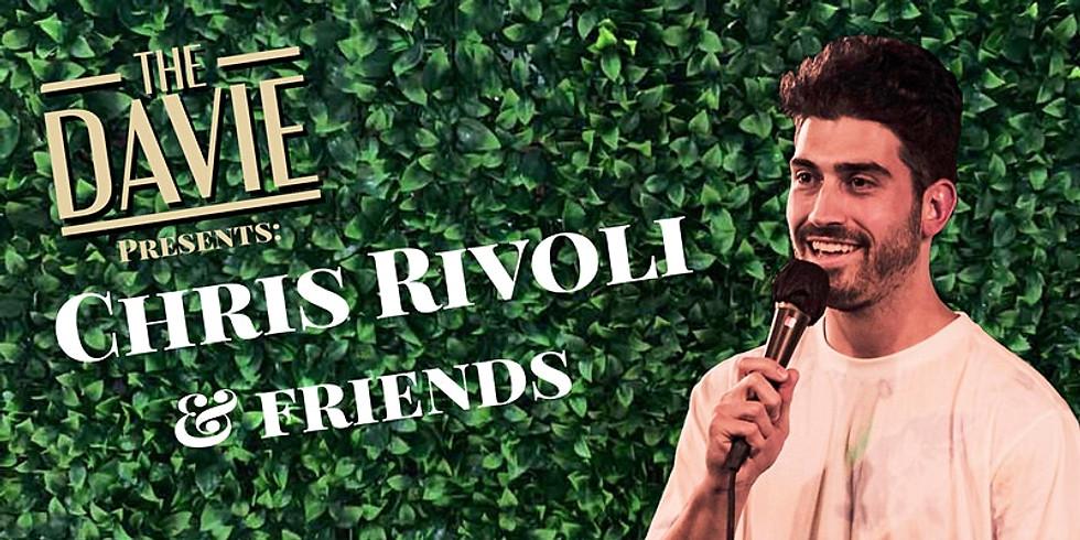 The Davie Presents: Chris Rivoli & Friends