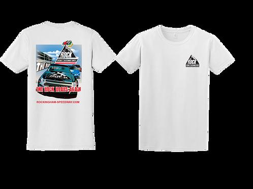 THE ROCK ROARS AGAIN- T-shirt