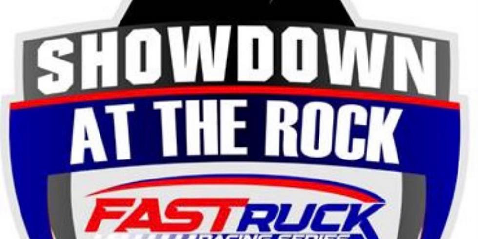 FASTruck Showdown tire test