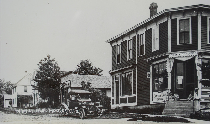 General Store, Blue Mounds WI