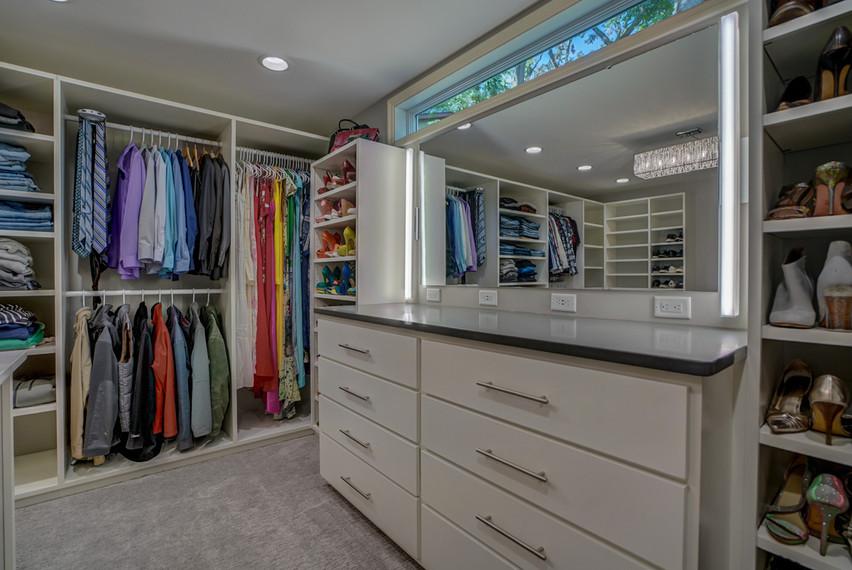 Master Closet Addition