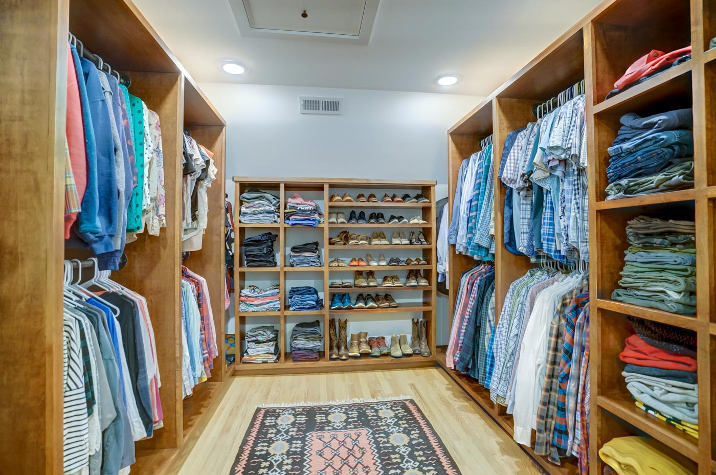 Nakoma Master Closet Remdel