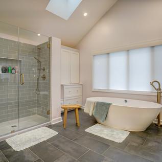 Master Bath & Closet Remodel