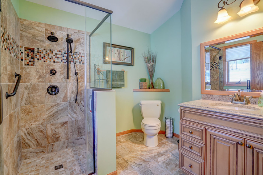Bathroom Remodel - Mt Horeb