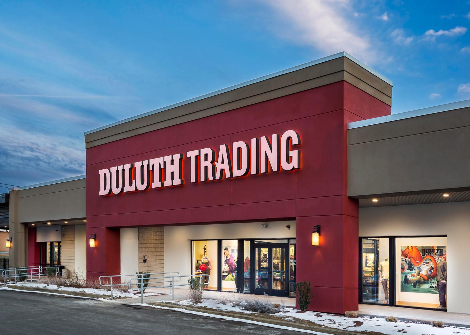 Duluth Trading, Burlington MA