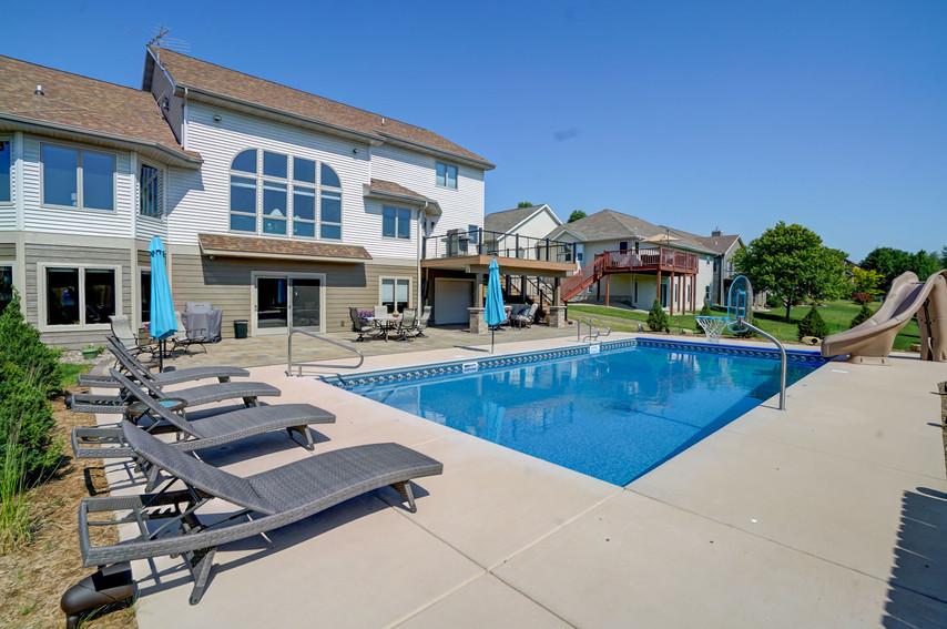 Pool, Patio & Deck Addition