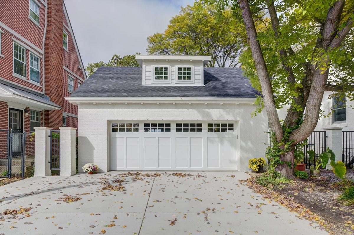 Garage Addition, Madison WI