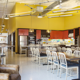 Duluth Trading Company, Call Center Breakroom, Belleville WI