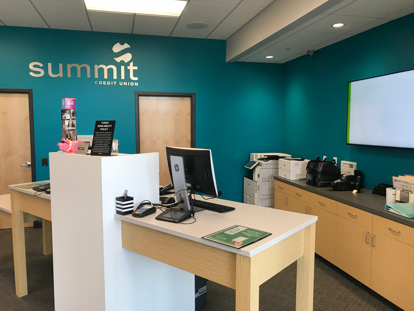 Summit Credit Union, New Berlin WI