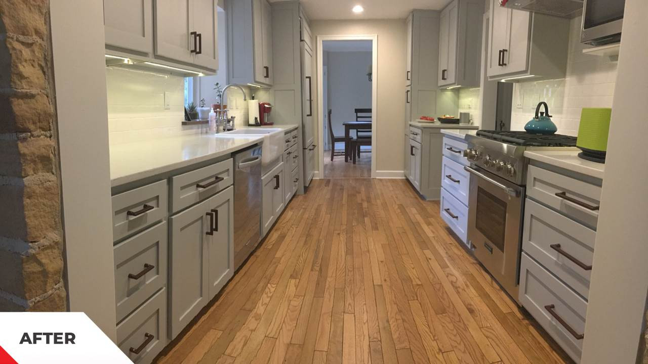 MADISON KITCHEN REMODEL