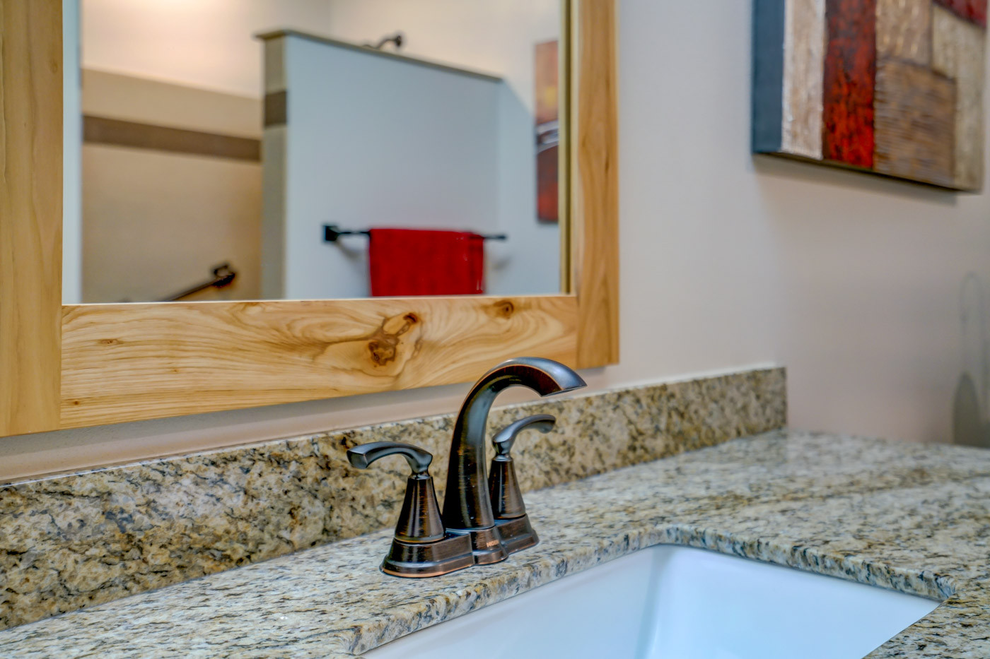 Bathroom Remodel-Mt Horeb