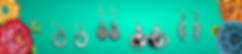 Sterling silver earrings for women tiffany