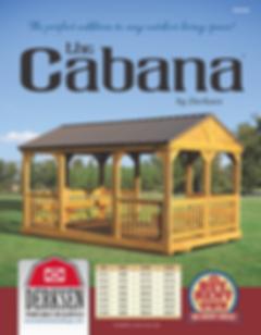 Cabanas, Pavilions, Porches