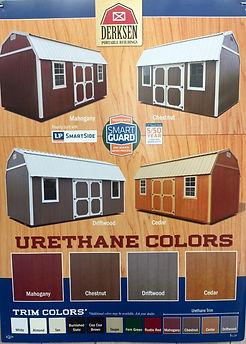 Urethane Colors