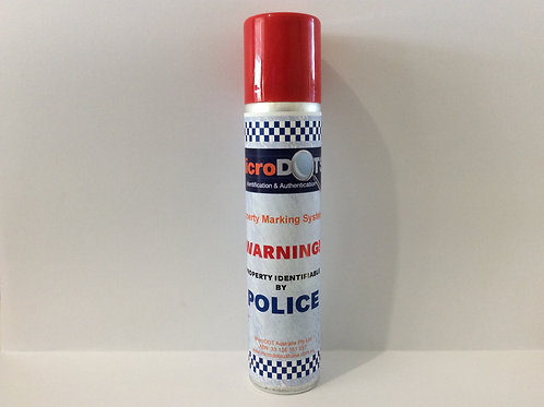 MicroDOT Spray Can, Large