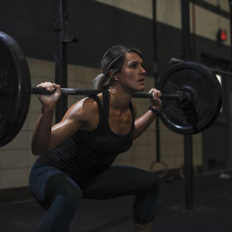 6 raisons de faire des squats