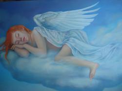 Le repos de l'ange