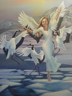 La danse de la joie