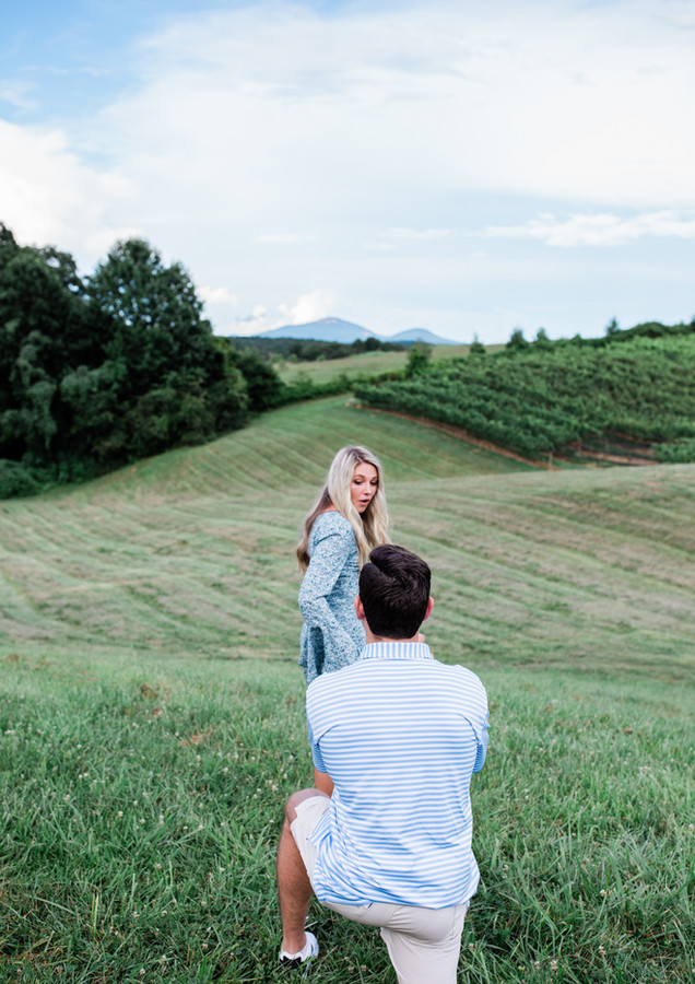 Proposal-North Georgia-Photography-Winery-Engagement