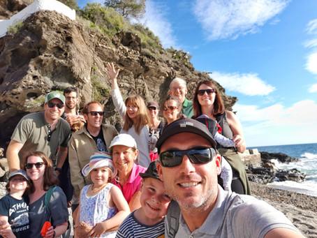 La Herradura Outdoor Group for Families