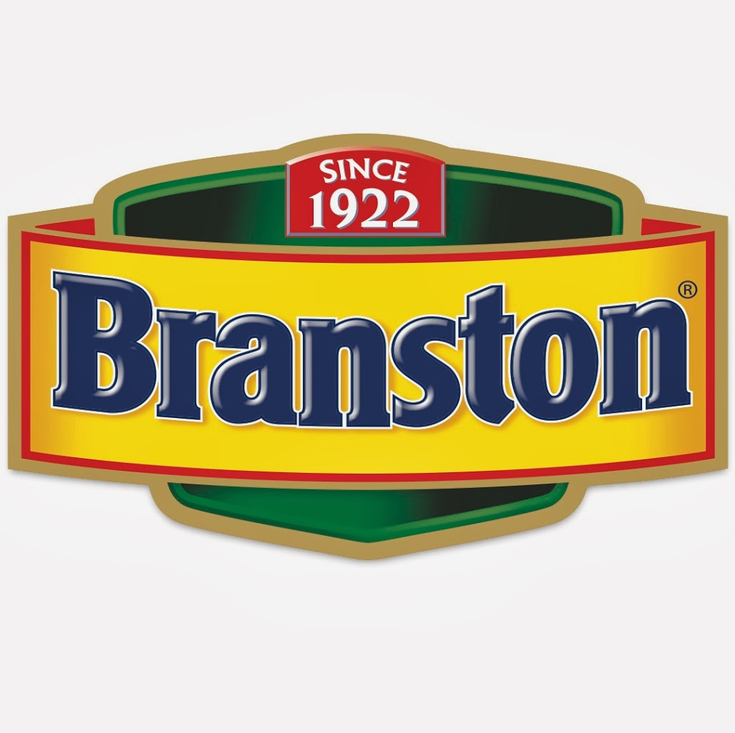 Branston LOGO recreated